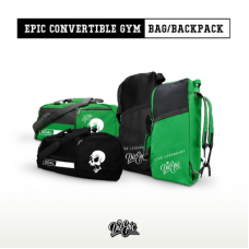 Die Epic Gear Bag